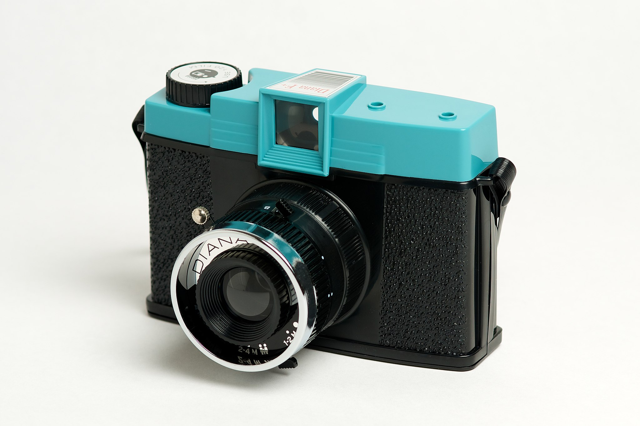Diana F+ camera (Pic: Siam Thanachai/Wikiemdia Commons)