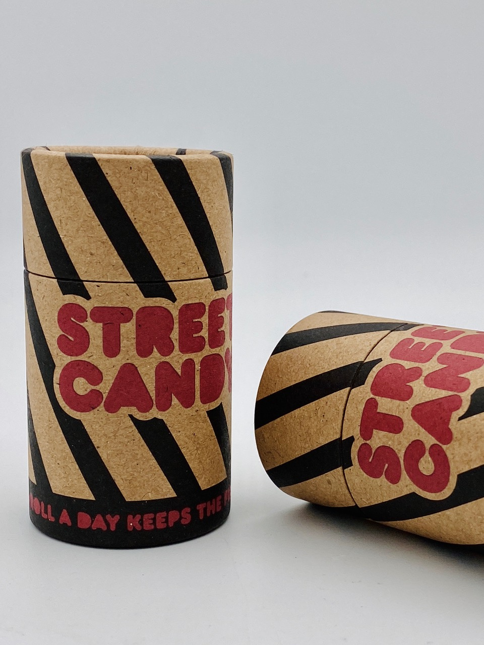 Street Candy canister (Pic: Vincent Moschetti)