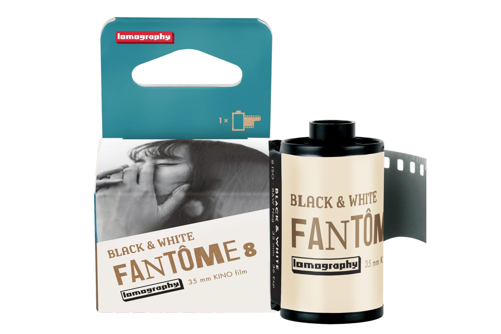 Lomography Fantome Kino (Pic: Lomography)