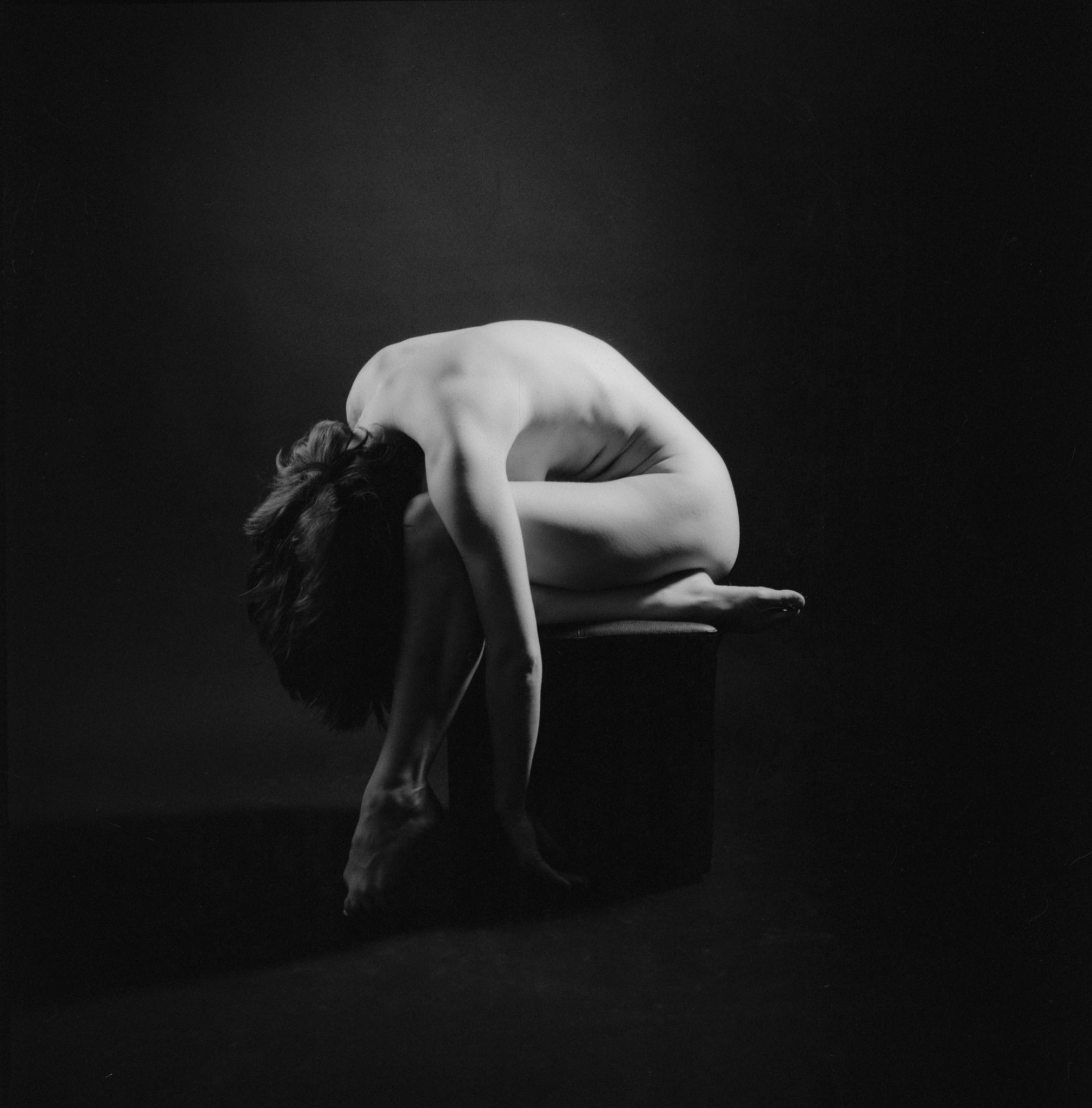Nude abstract (Pic: Iain Compton)