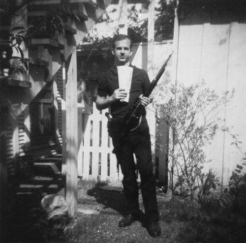 Lee Harvey Oswald (Pic: Public Domain)