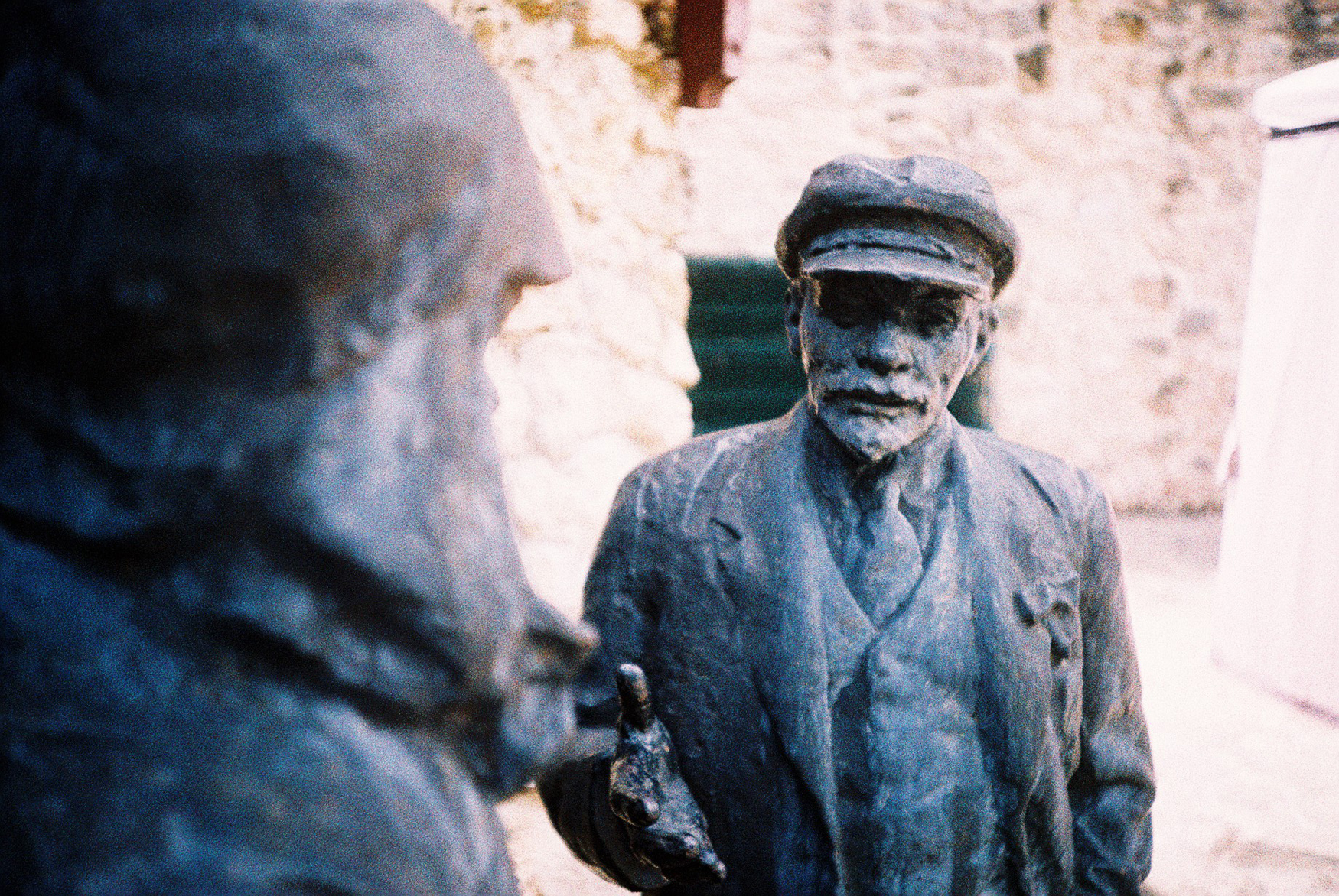Lenin statue (Pic: Stephen Dowling)