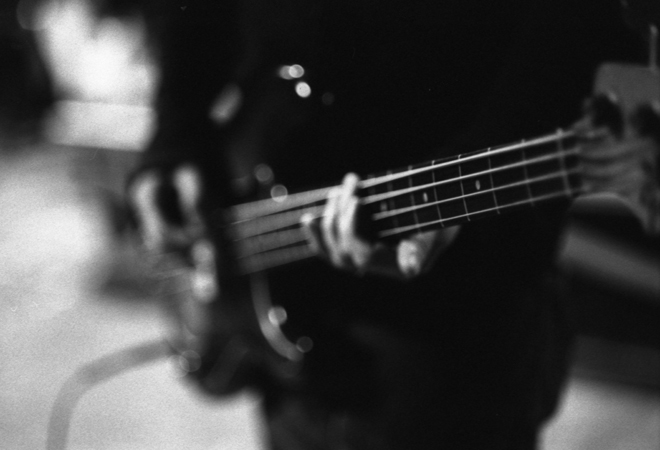 Focus on bass (Pic: Stephen Dowling)