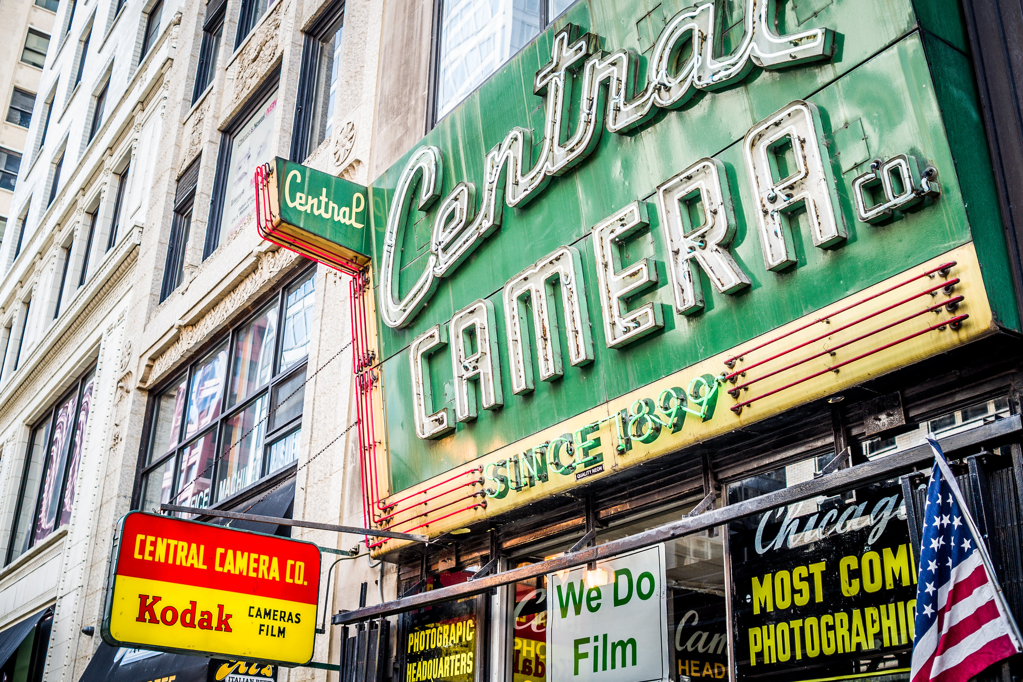 Central Camera (Pic: Phil Roeder)