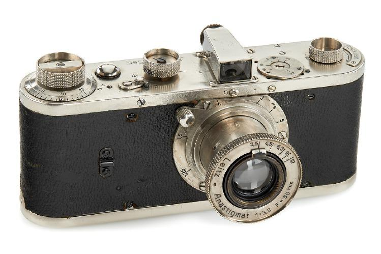 Leica 0-series prototype (Pic: Leitz Auction)