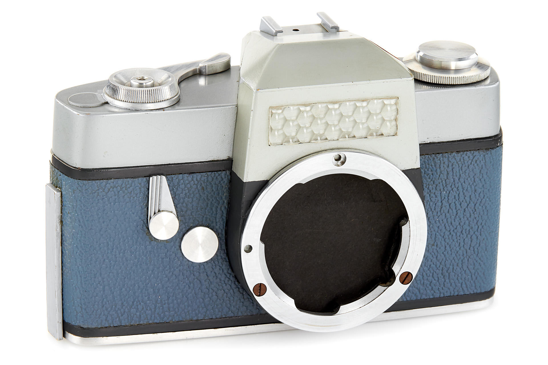 Dummy Leicaflex model (Pic: Leitz Auction)