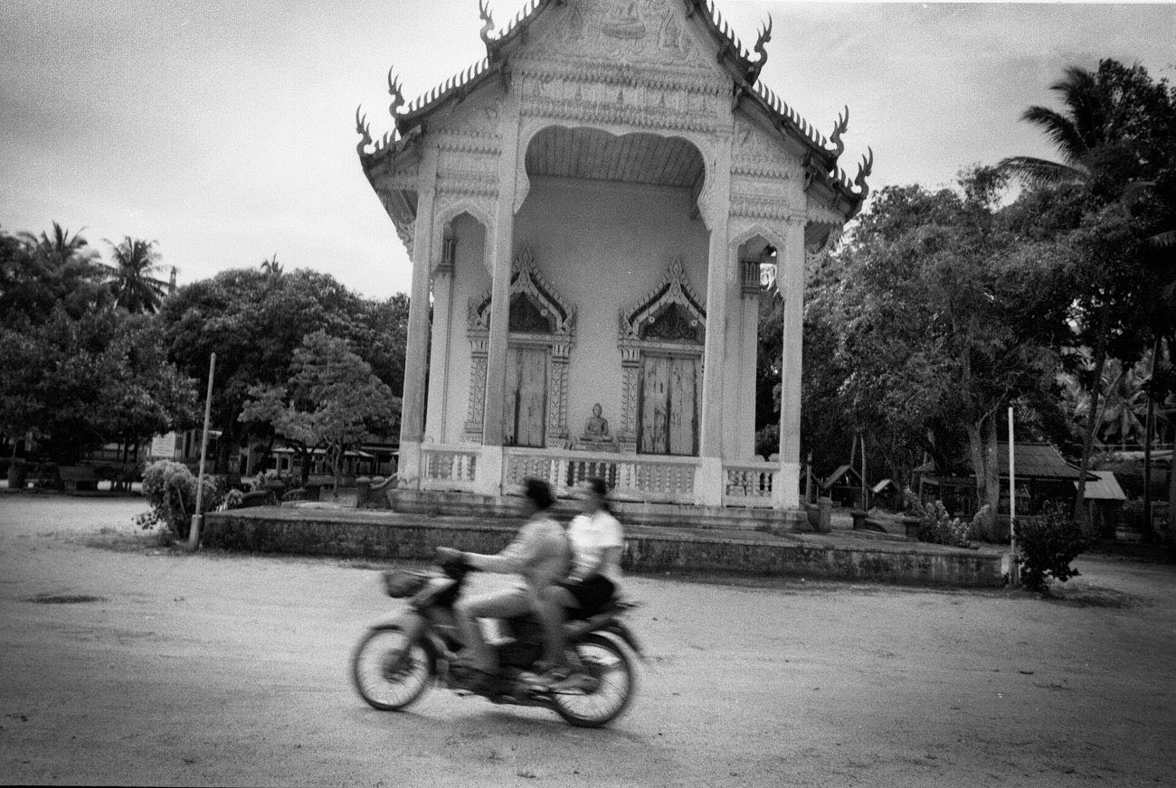 Temple grounds, Koh Samui (Pic: Lester Ledesma)