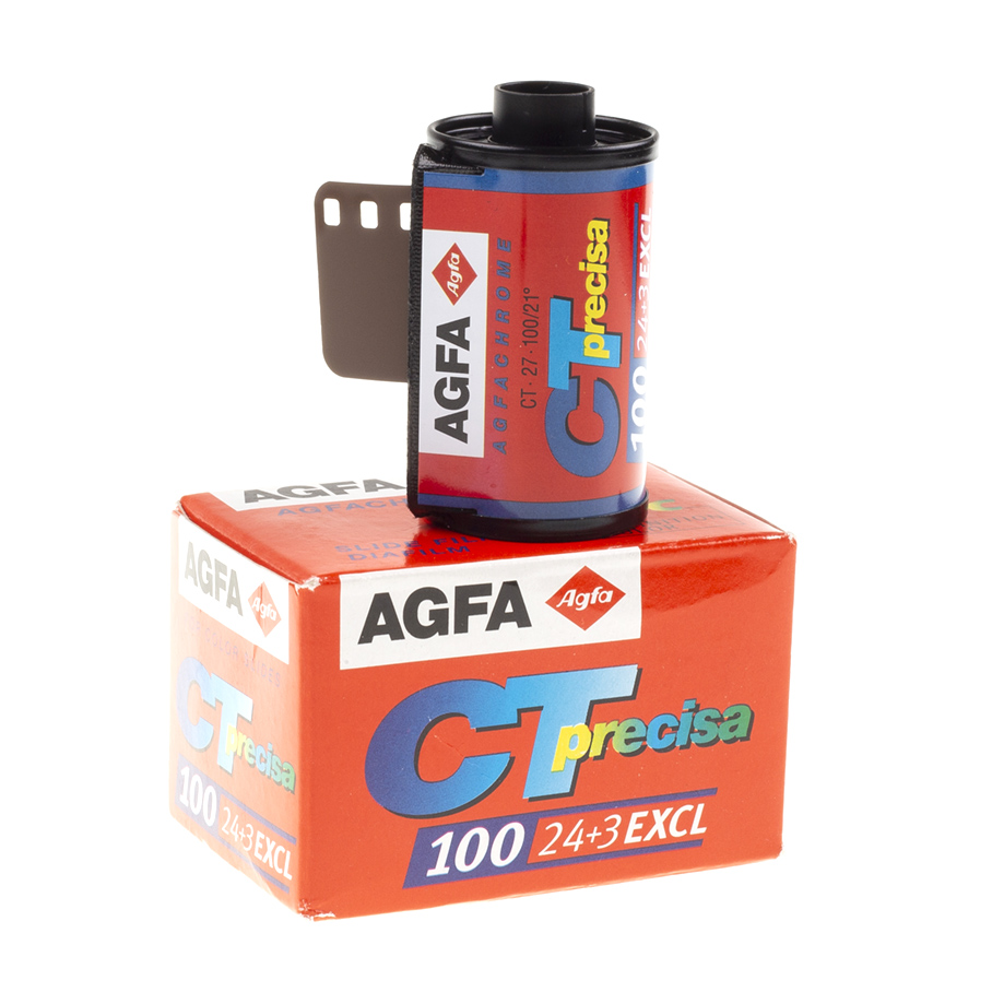 Agfa Precisa Ct100 (Pic: Adam Scott)