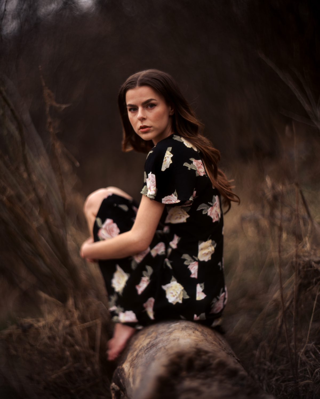 Portrait of Woman (Pic: Sandy Phimester)