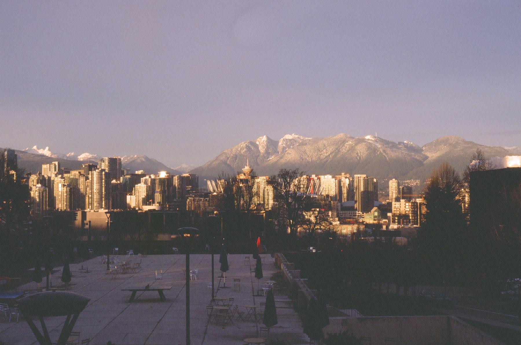 View of Vancouver (Pic: Dmitri Tcherbadji)
