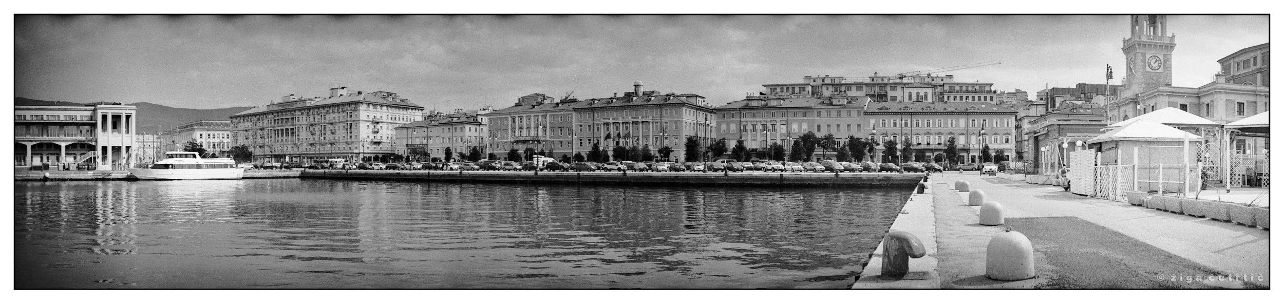 View of Trieste (Pic: Ziga Cetrtic)