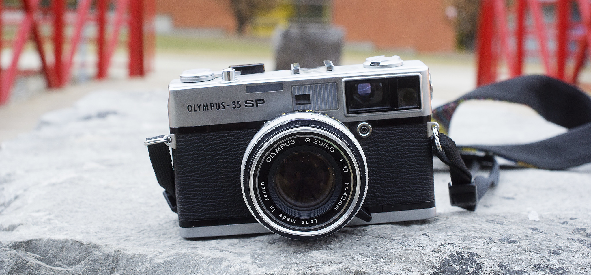 Olympus 35SP (Pic: Alex Luyckx/Flickr)