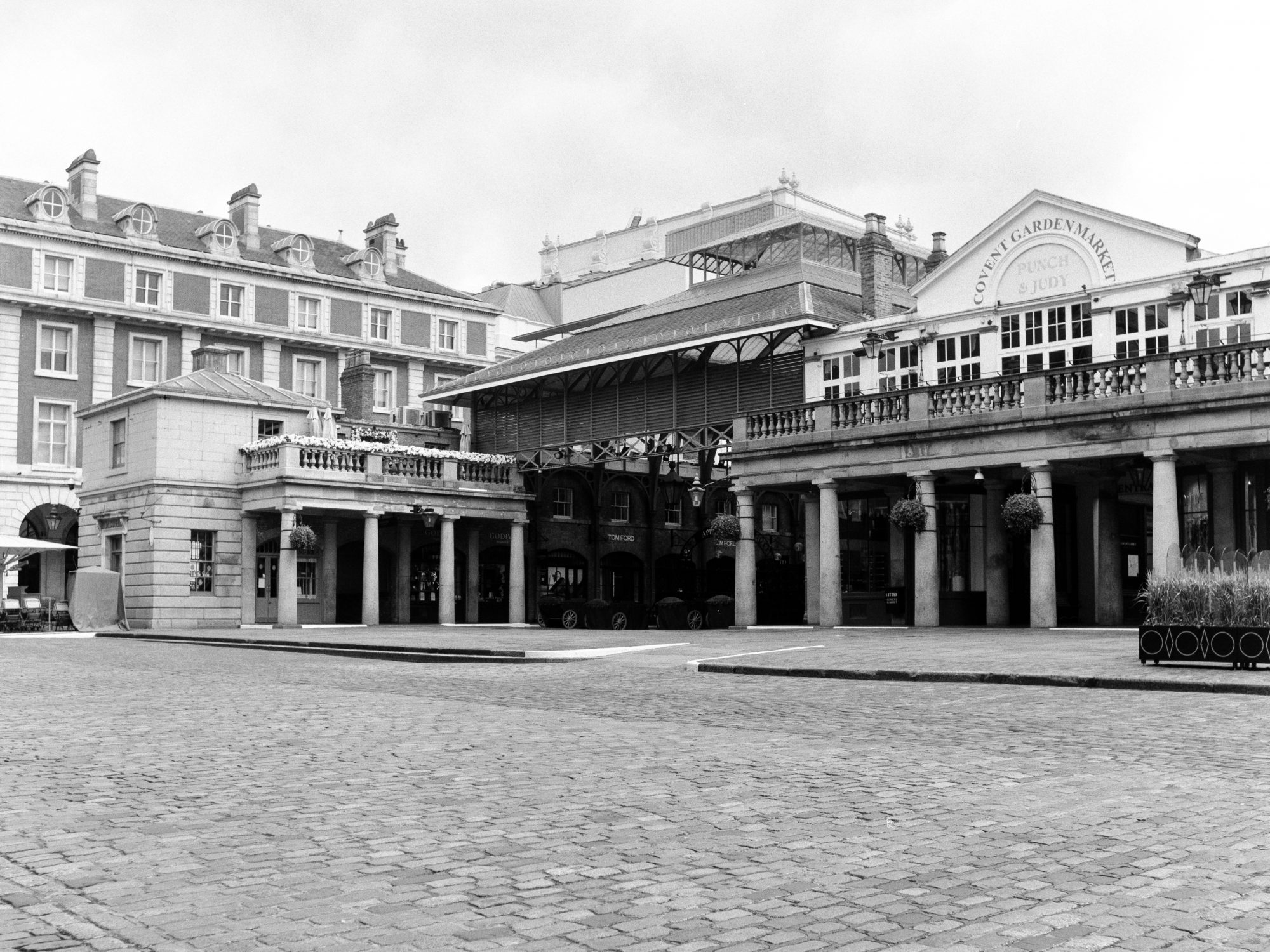 Covent Garden (Pic: Giacomo Mantovani)