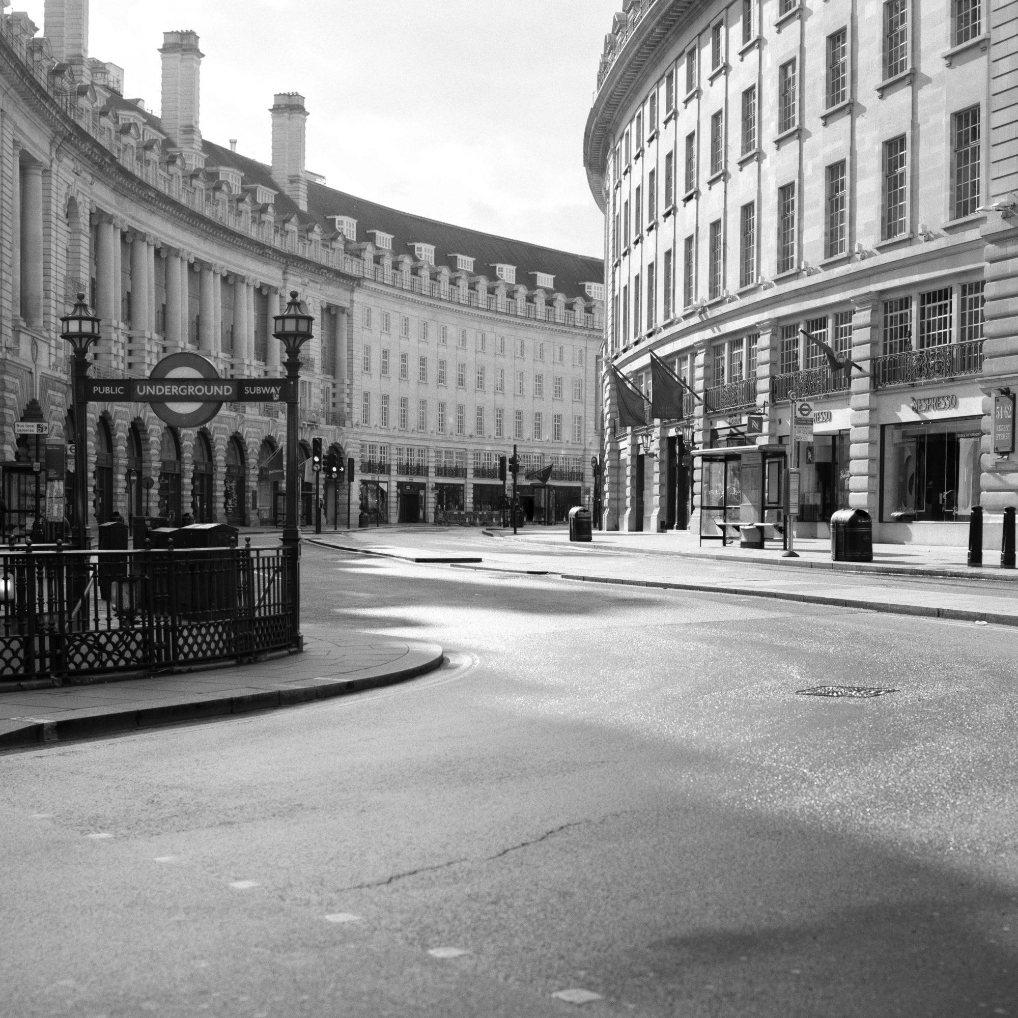 Regent Street, London (Pic: Giacomo Mantovani)