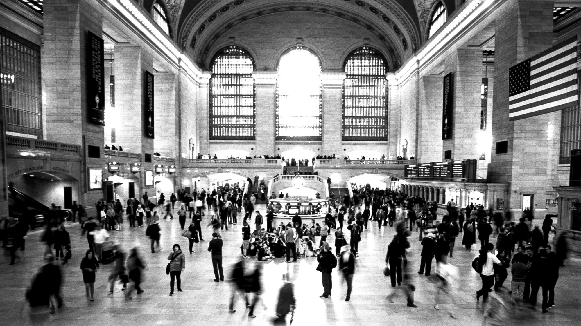 Grand Central Station (Pic: Bill Smith)
