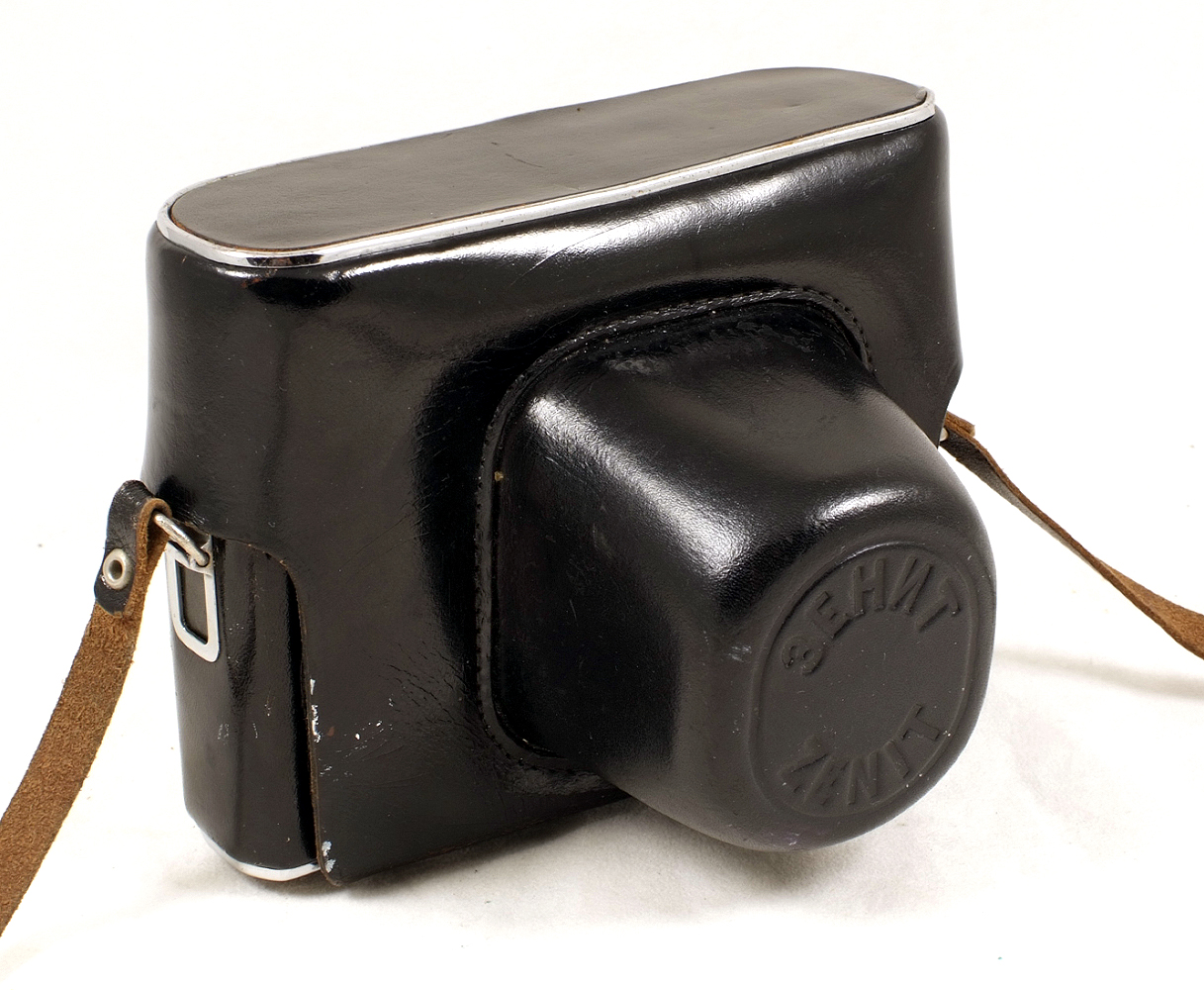 Zenit-E case camera (Pic: Aston's Auctioneers)