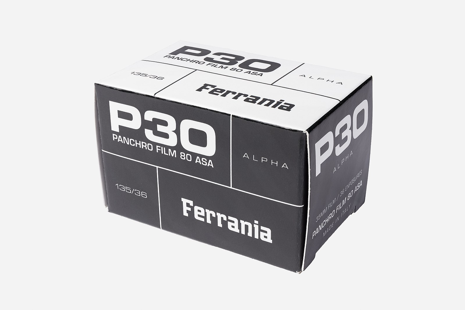 FILM Ferrania P30 (Pic: Ansgar Koreng/Wikimedia Commons)