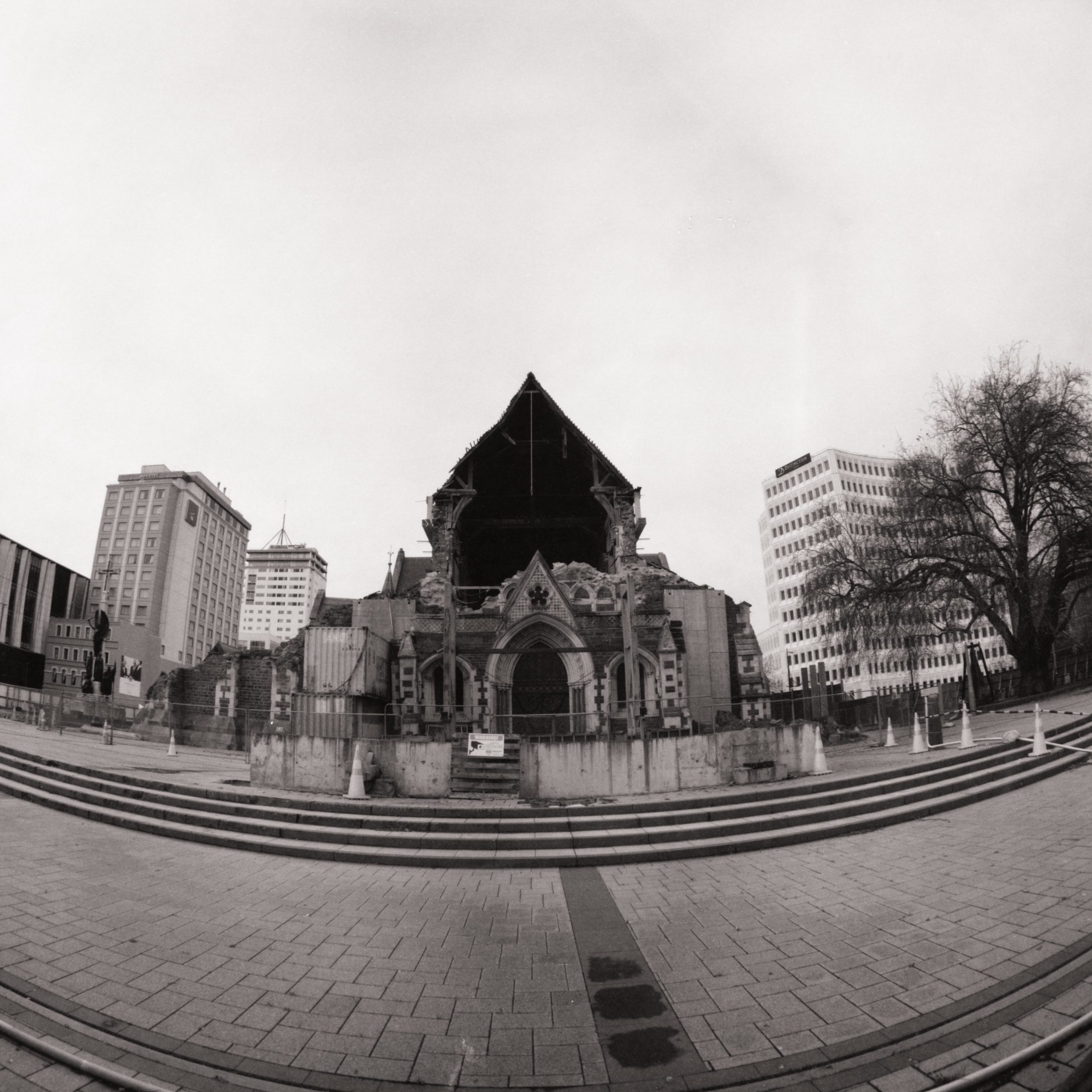 Christchurch Anglican Cathedral (Pic: Hunter Benbow)