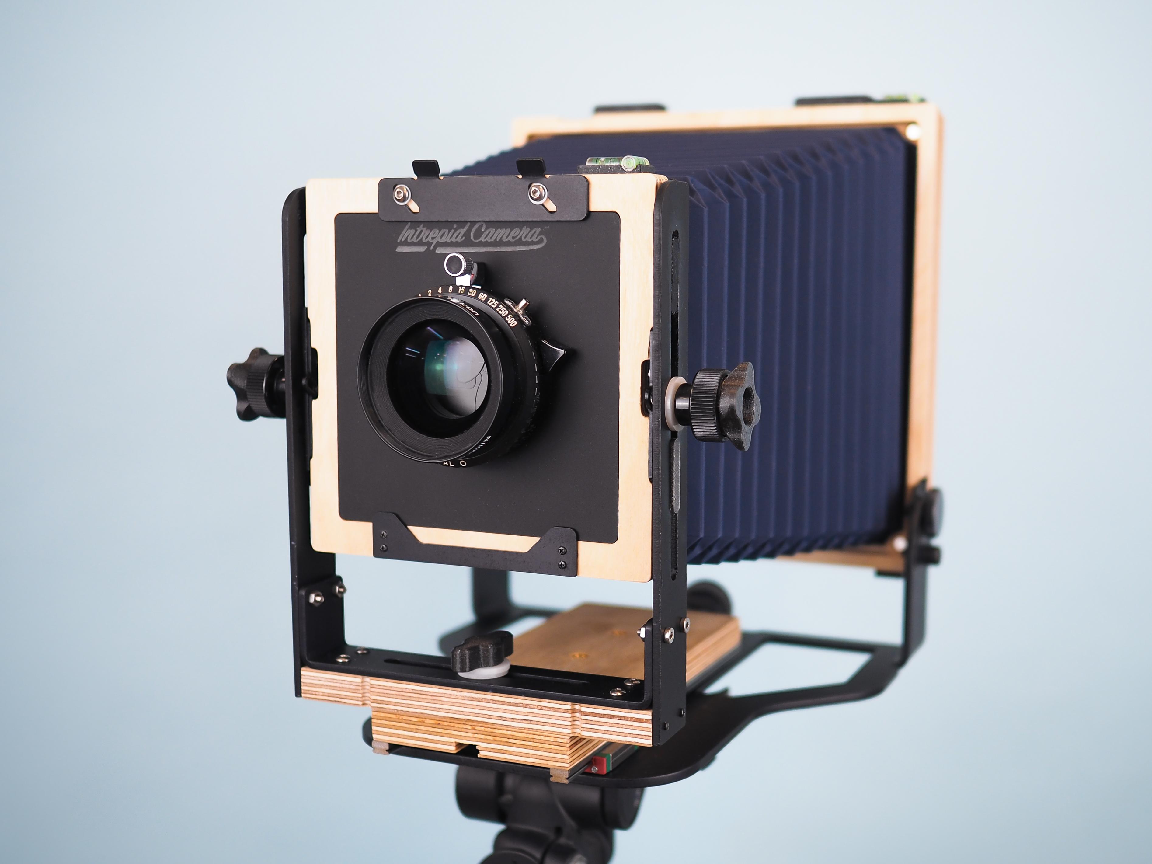 Intrepid 5x7 (Pic: Intrepid Cameras)