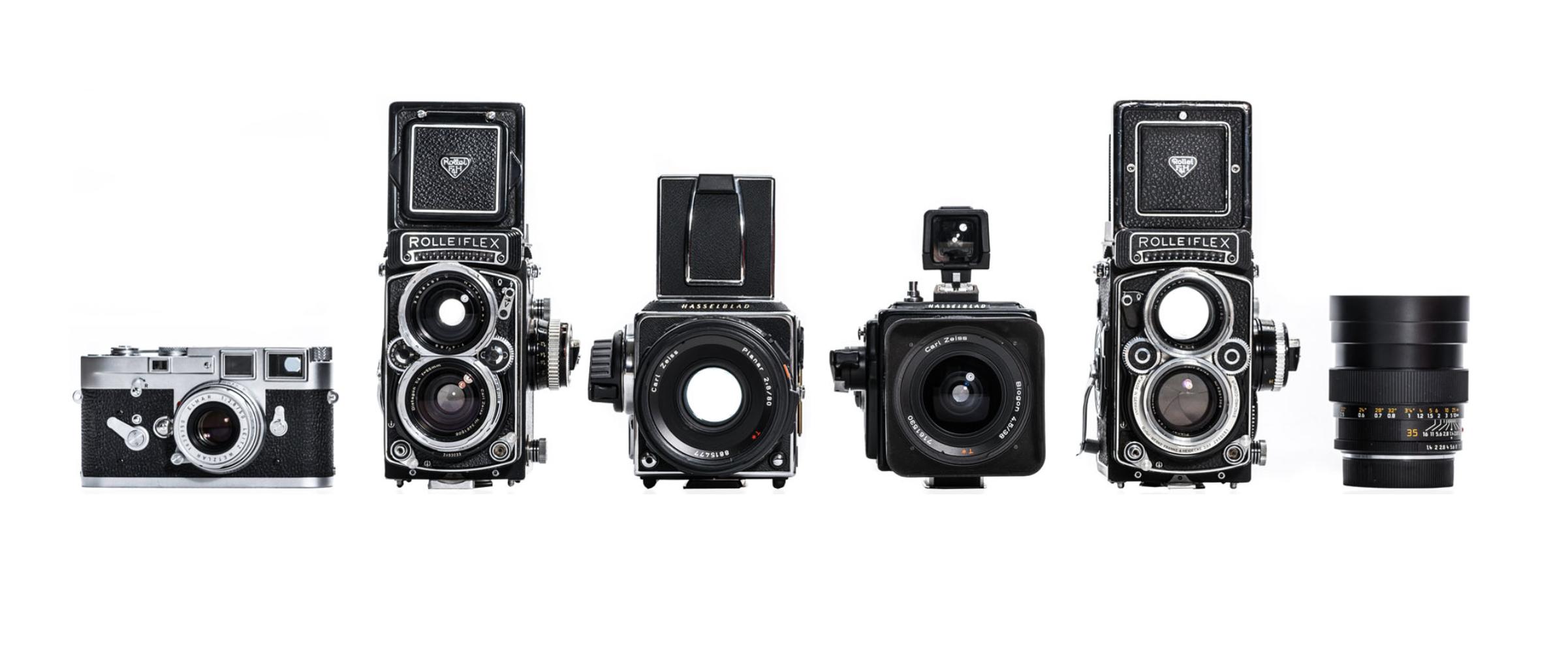 Cameras (Pic: Camera Rescue)