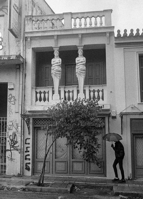 Caryatid house (Pic: Lester Ledesma)