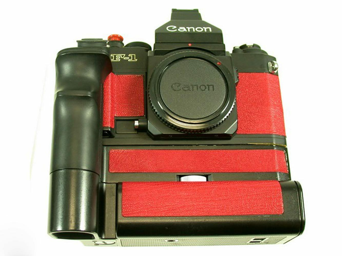 Canon F1 (Pic: camera-gentleman/eBay)