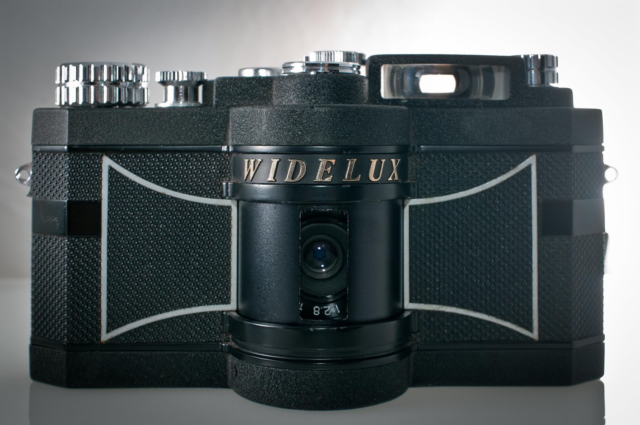 Widelux camera (Pic: Brendan Lynch/Flickr)