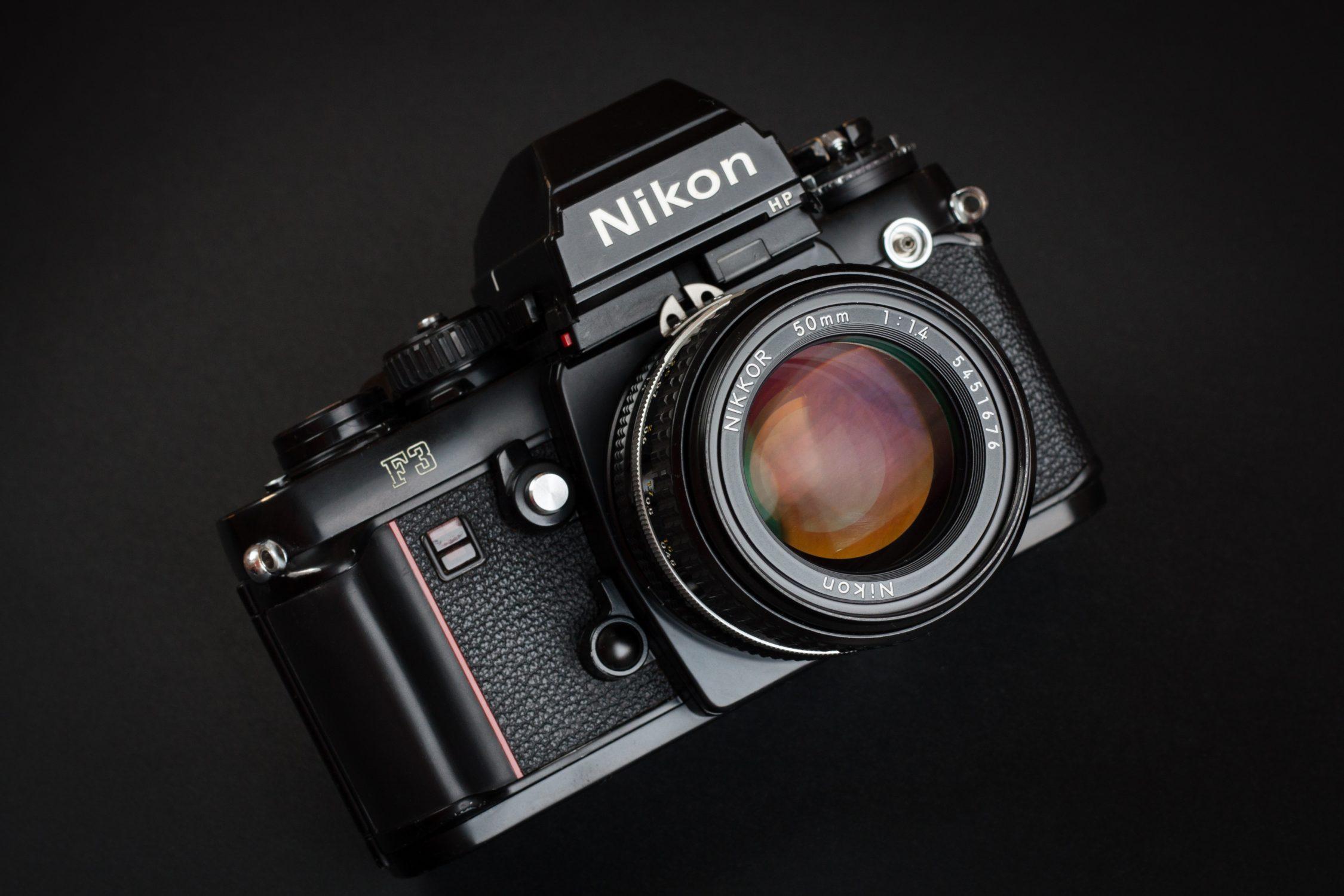 Nikon F3 (Pic: Gabor Dobrocsi/Flickr)
