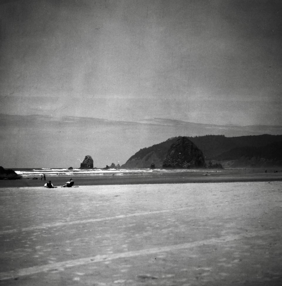 Cannon Beach, Oregon (Pic: Mark Kronquist)
