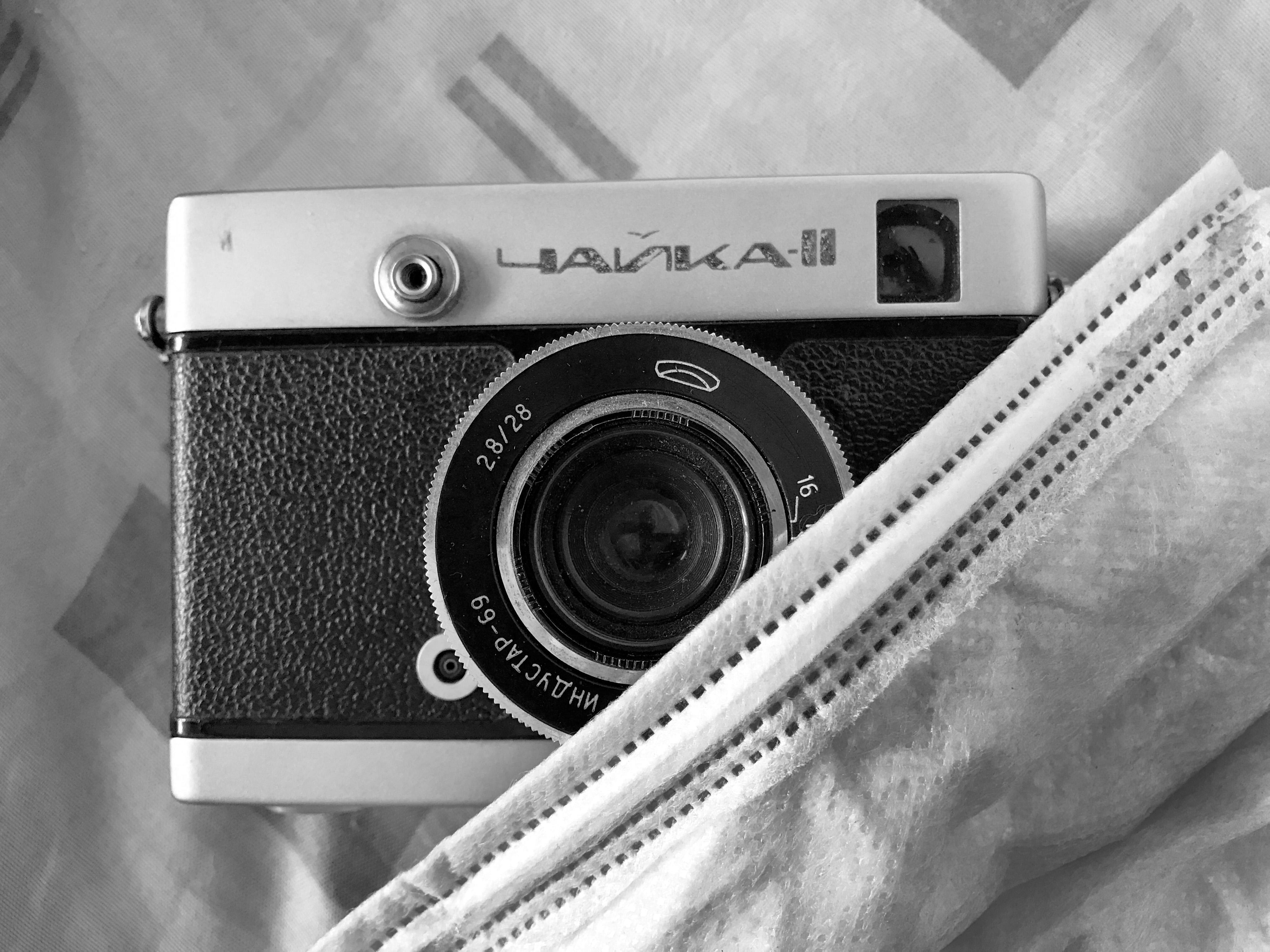 Chaika II camera (Pic: Andrey Khludeyev)