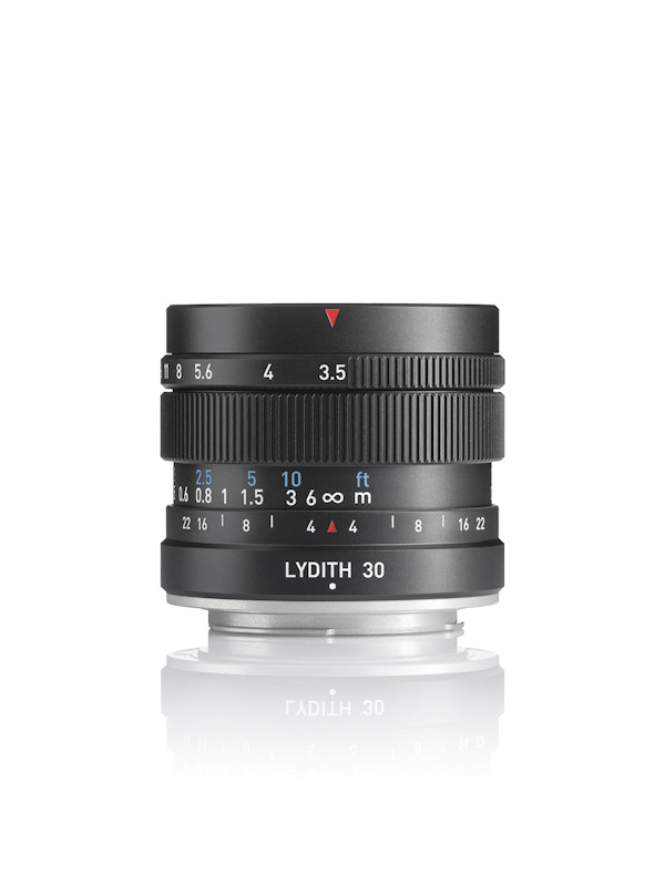 Lydith 30/3.5 II lens (Pic: OPC Optics)