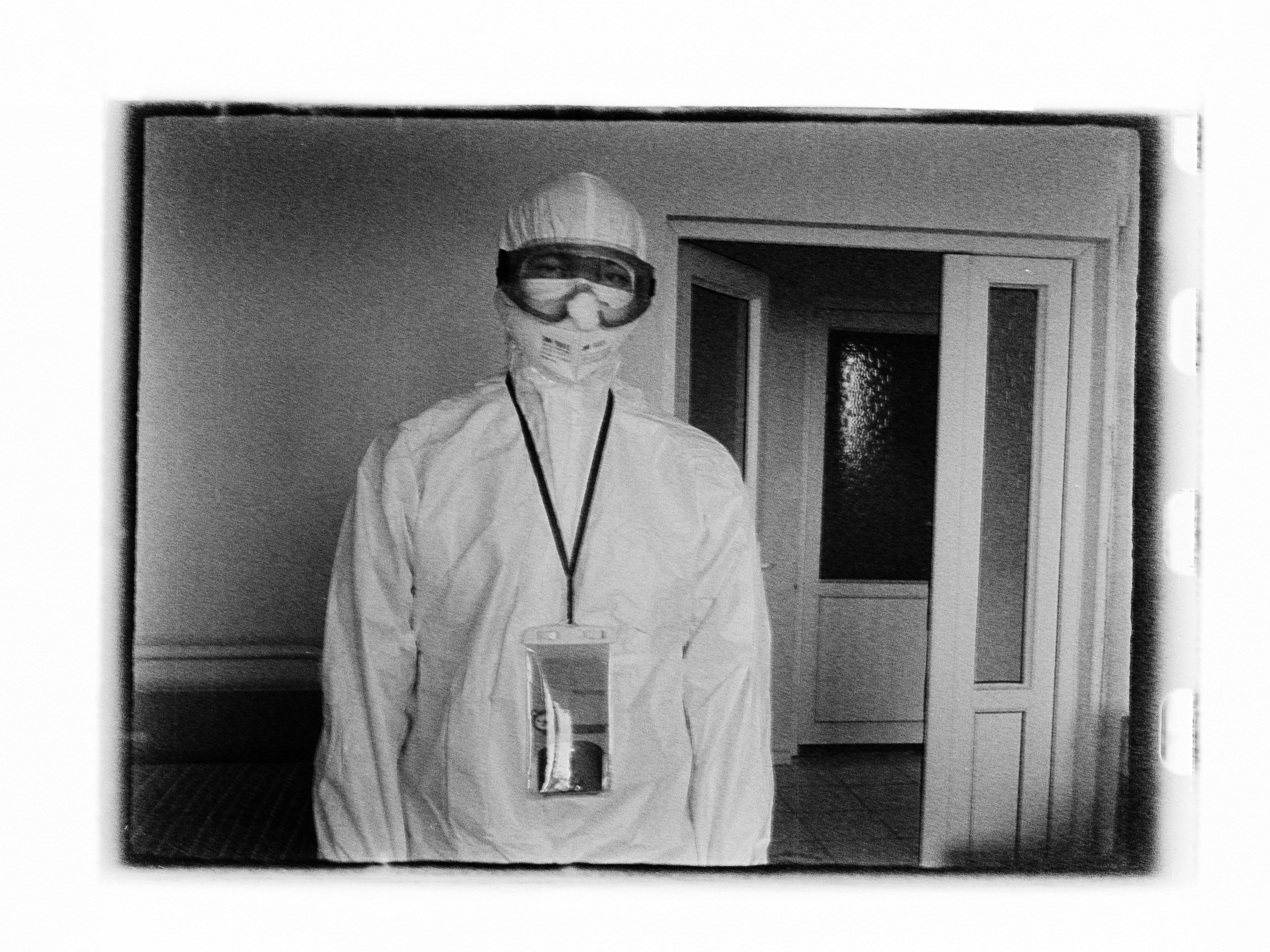 Medic portrait (Credit: Andrey Khludeyev)
