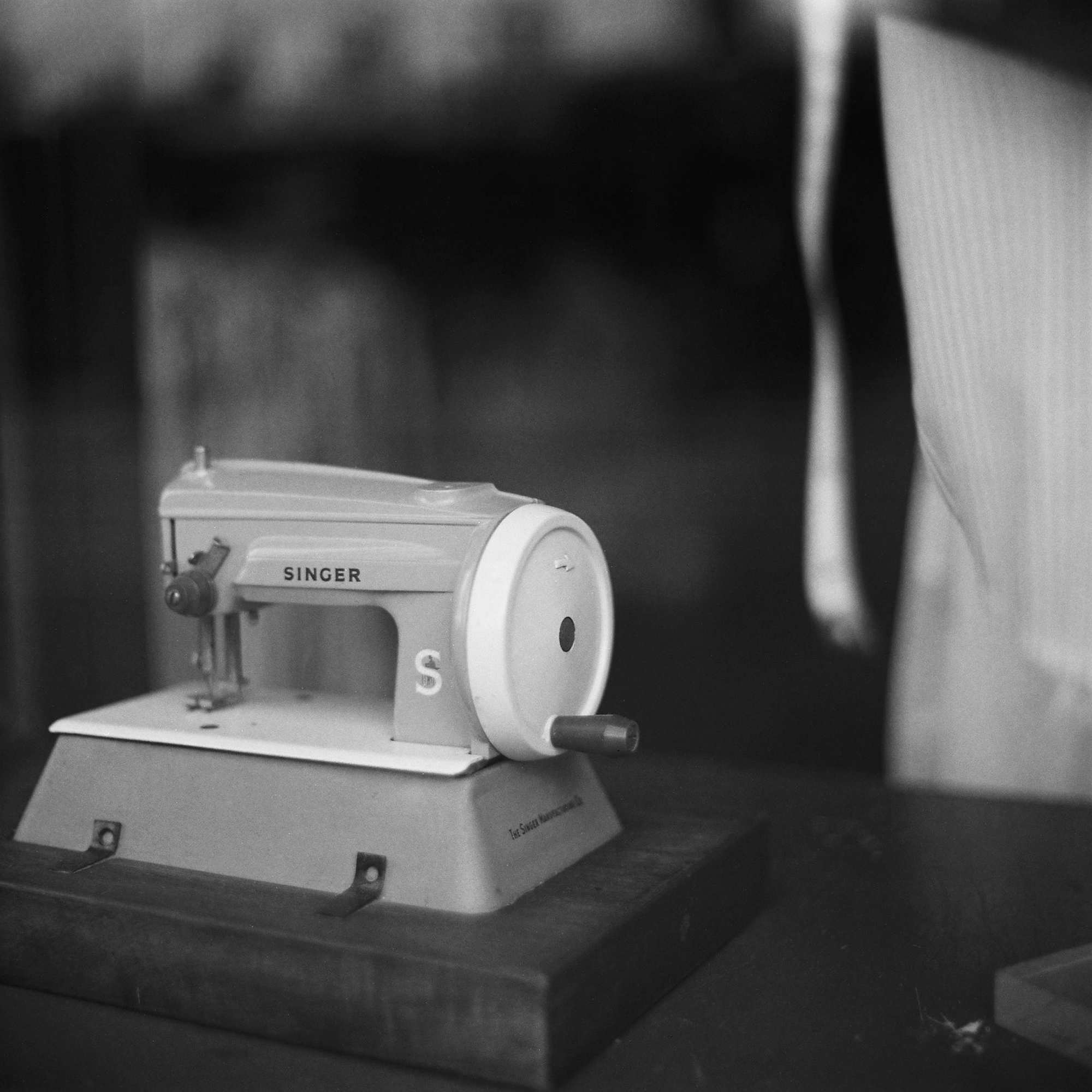 Sewing machine (Pic: Stephen Dowling)