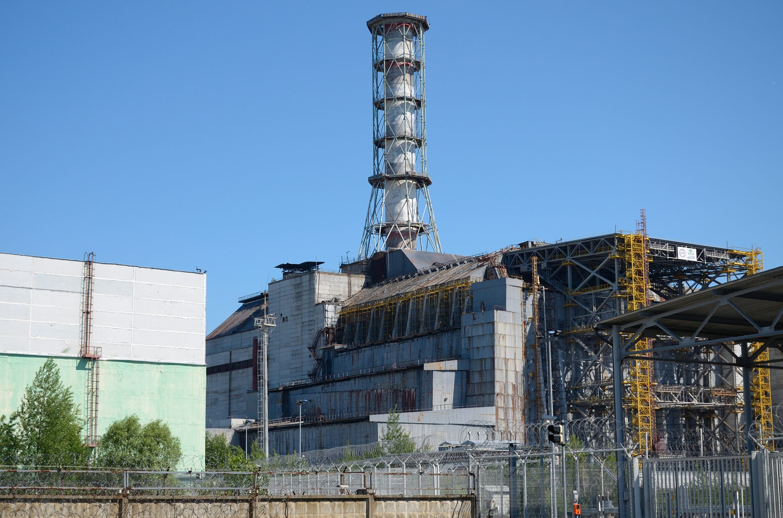 Chernobyl Nuclear Power Plant (Pic: Bkv7601/Wikimedia Commons)
