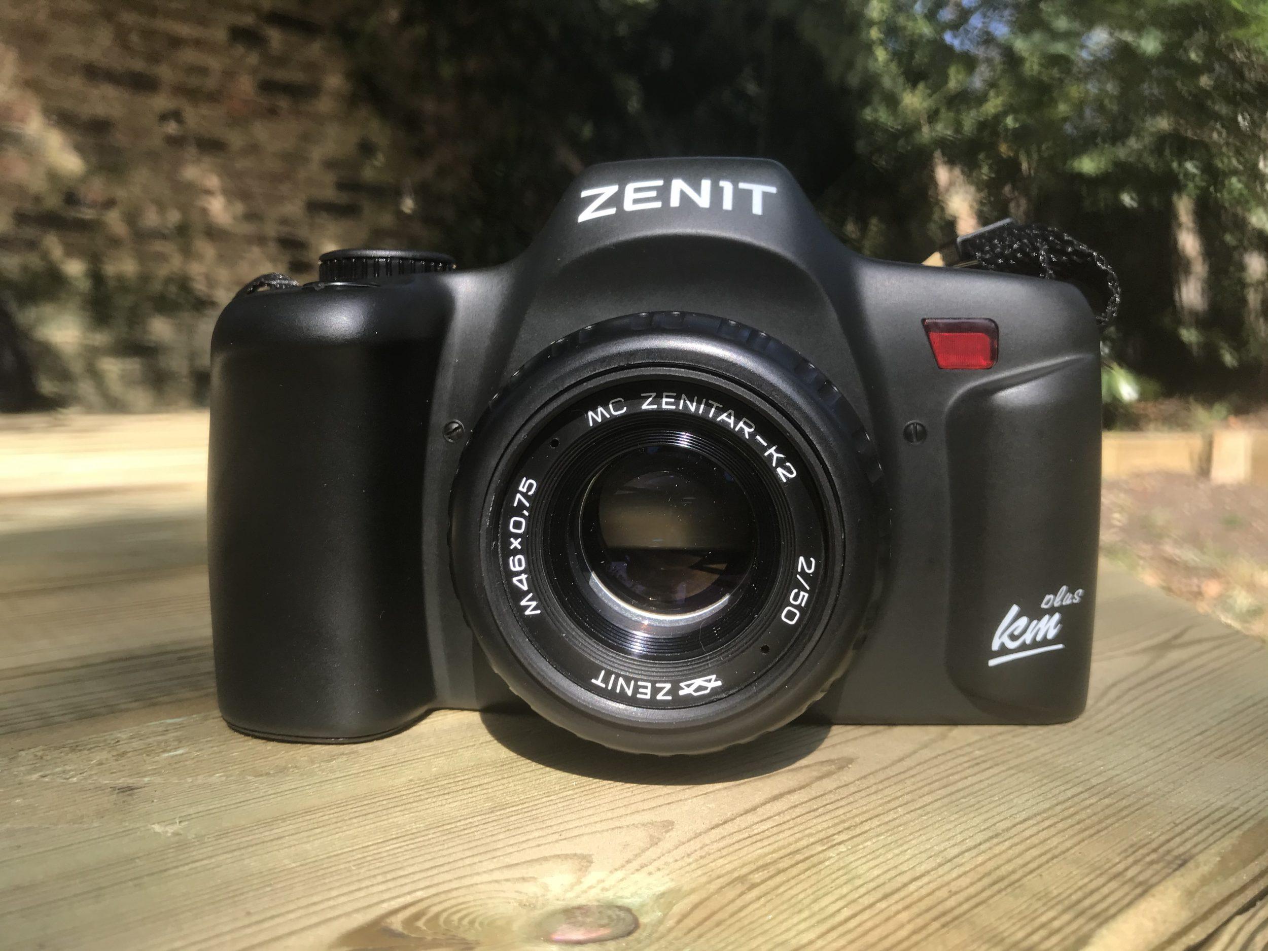 Zenit-KM Plus (Pic: Stephen Dowling)