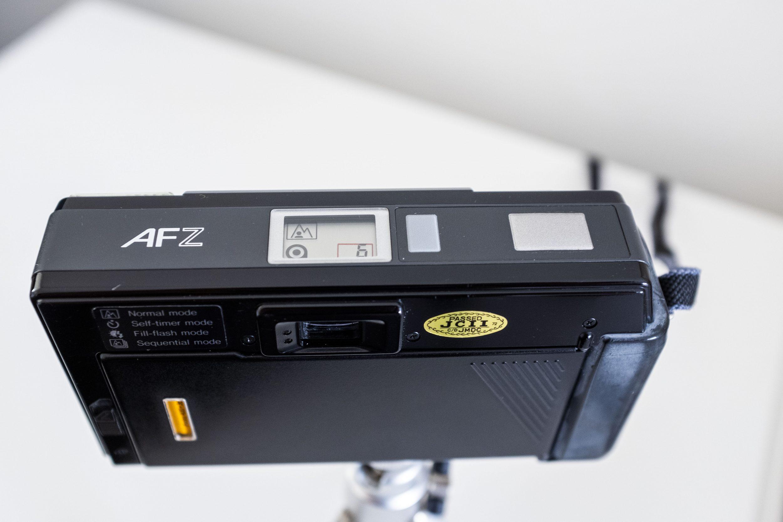 Minolta AFZ (Pic: Andy Clad)