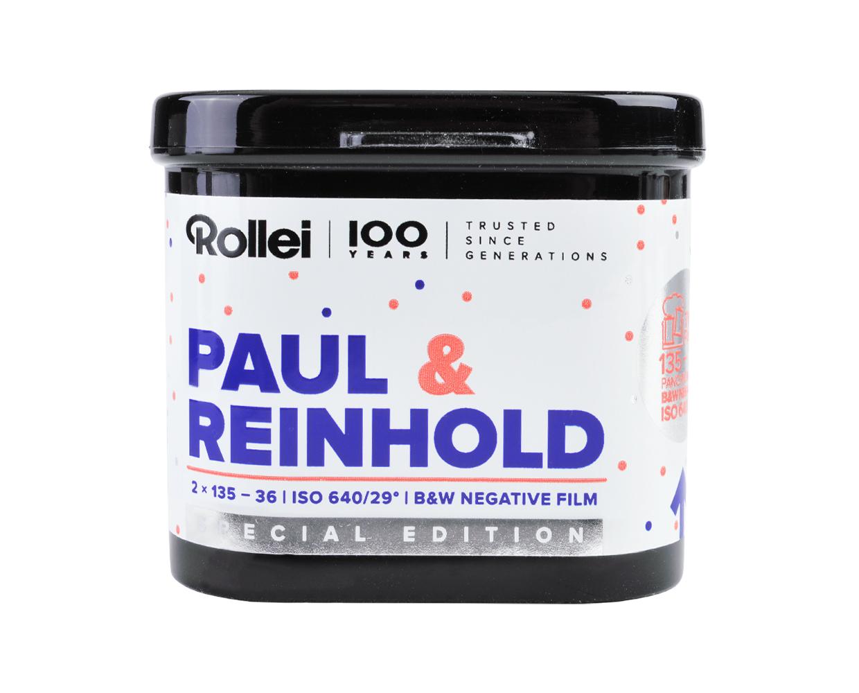 Rollei Paul & Reinhold (Pic: Maco Direct)