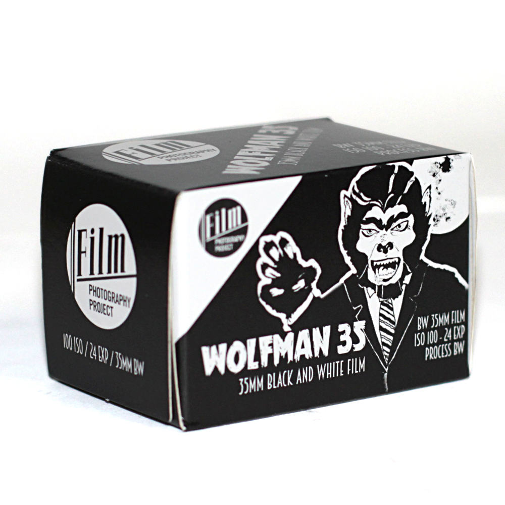 Wolfman 35mm (Pic: Film Photography Project)