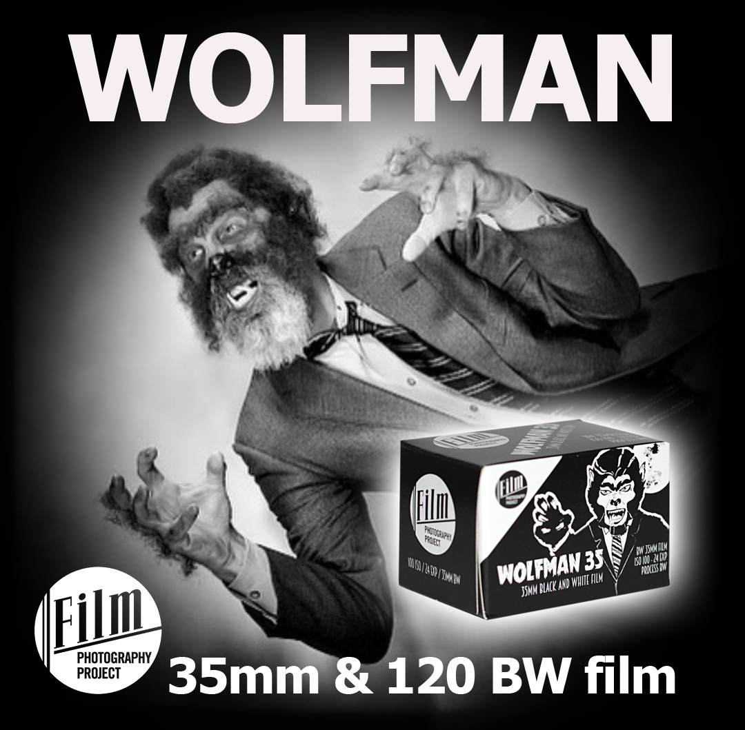 Wolfman film poster (Pic: Film Photography Project)