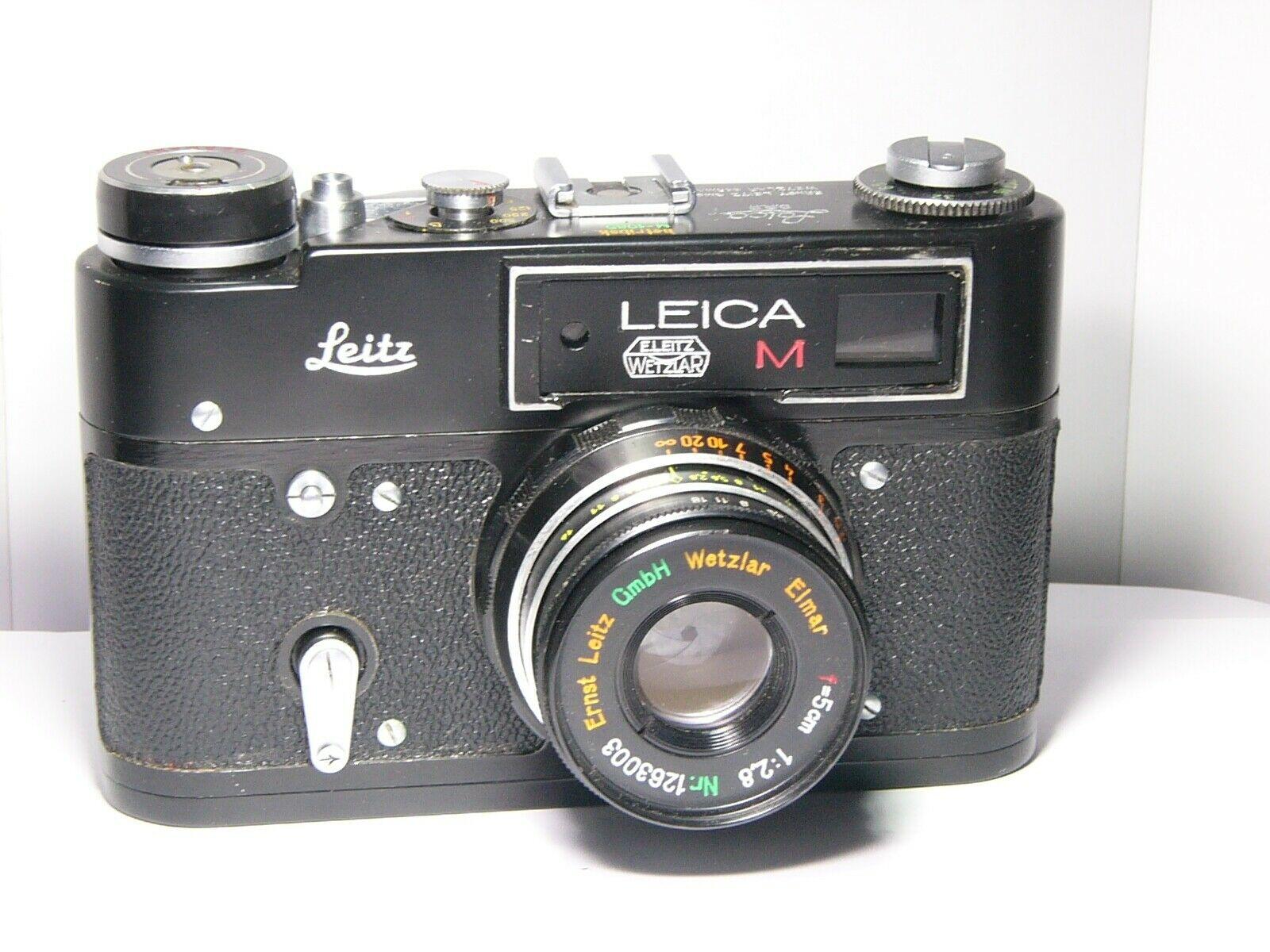 Fake Leica camera (Pic: rus_camera/eBay)