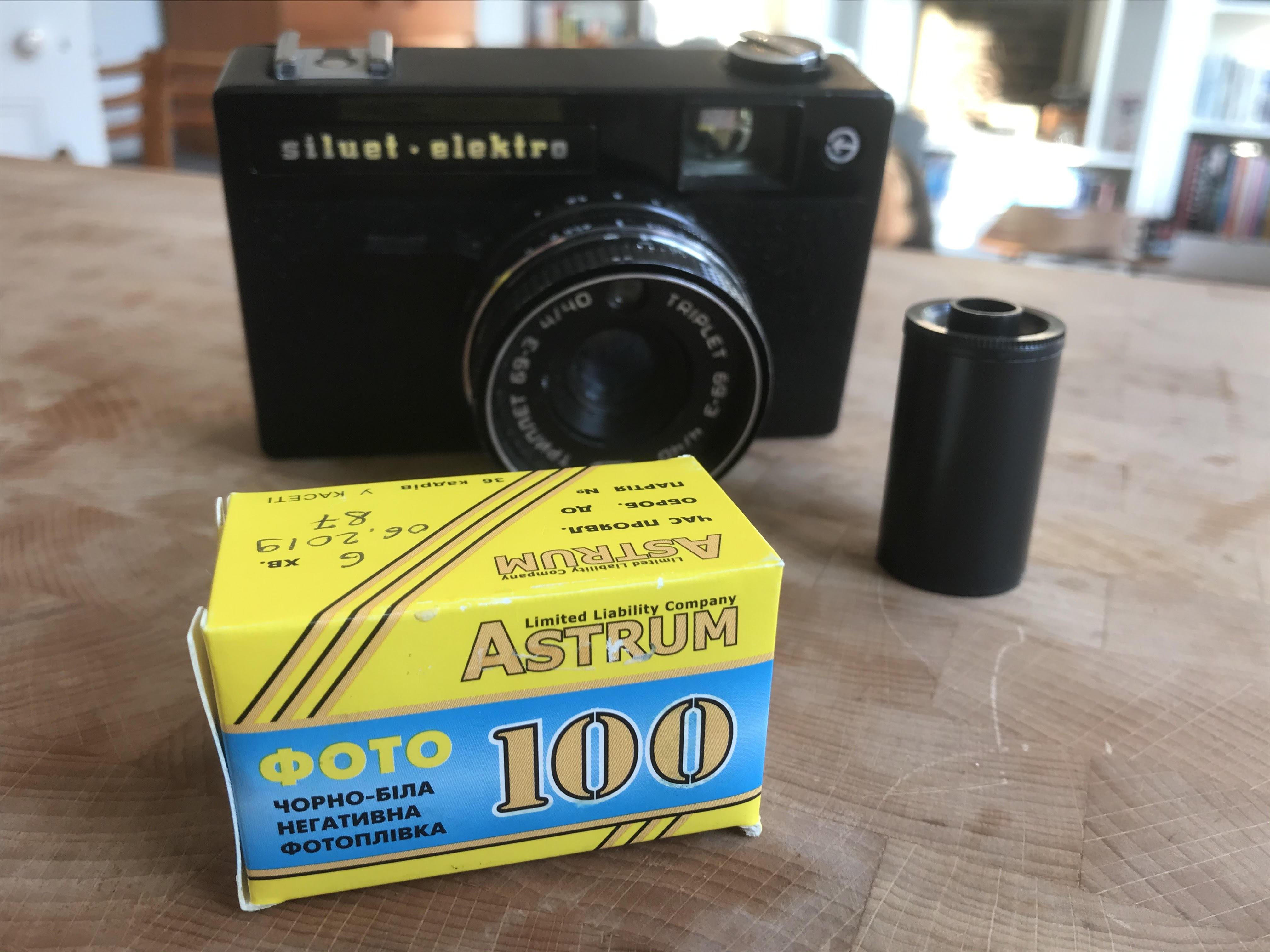 Astrum Foto 100 (Pic: Stephen Dowling)