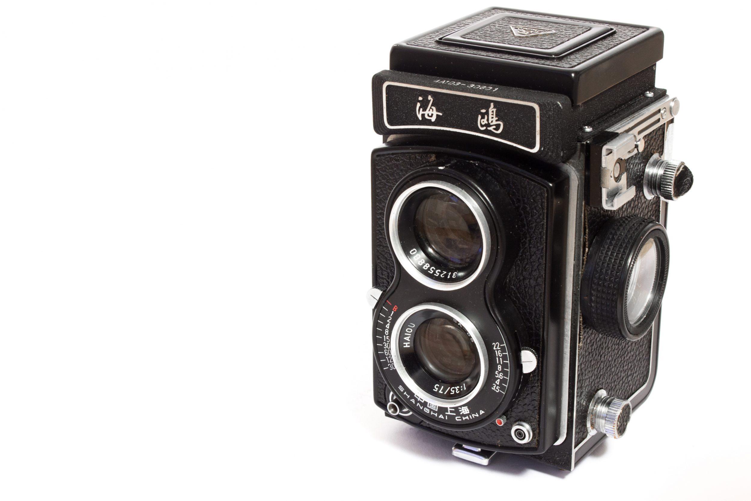 Seagull-4A camera (Pic: FlanellKamerasFilm/Wikimedia Commons)