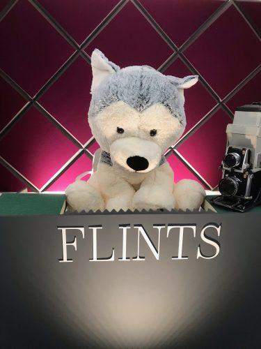 Image of toy dog (Pic: Flints)
