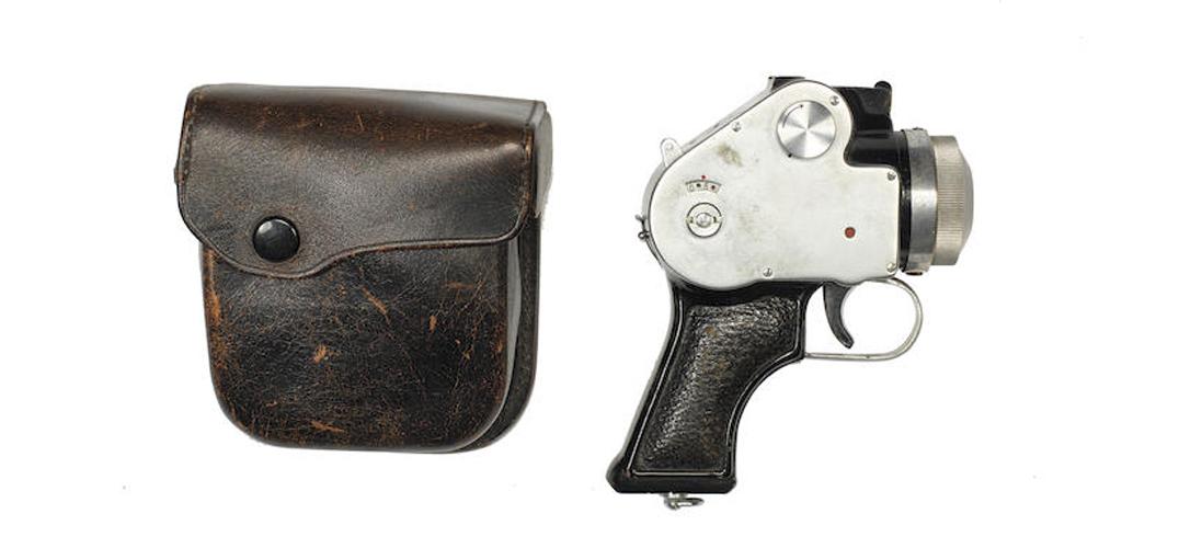 Mamiya Pistol camera (Pic: Bonhams)