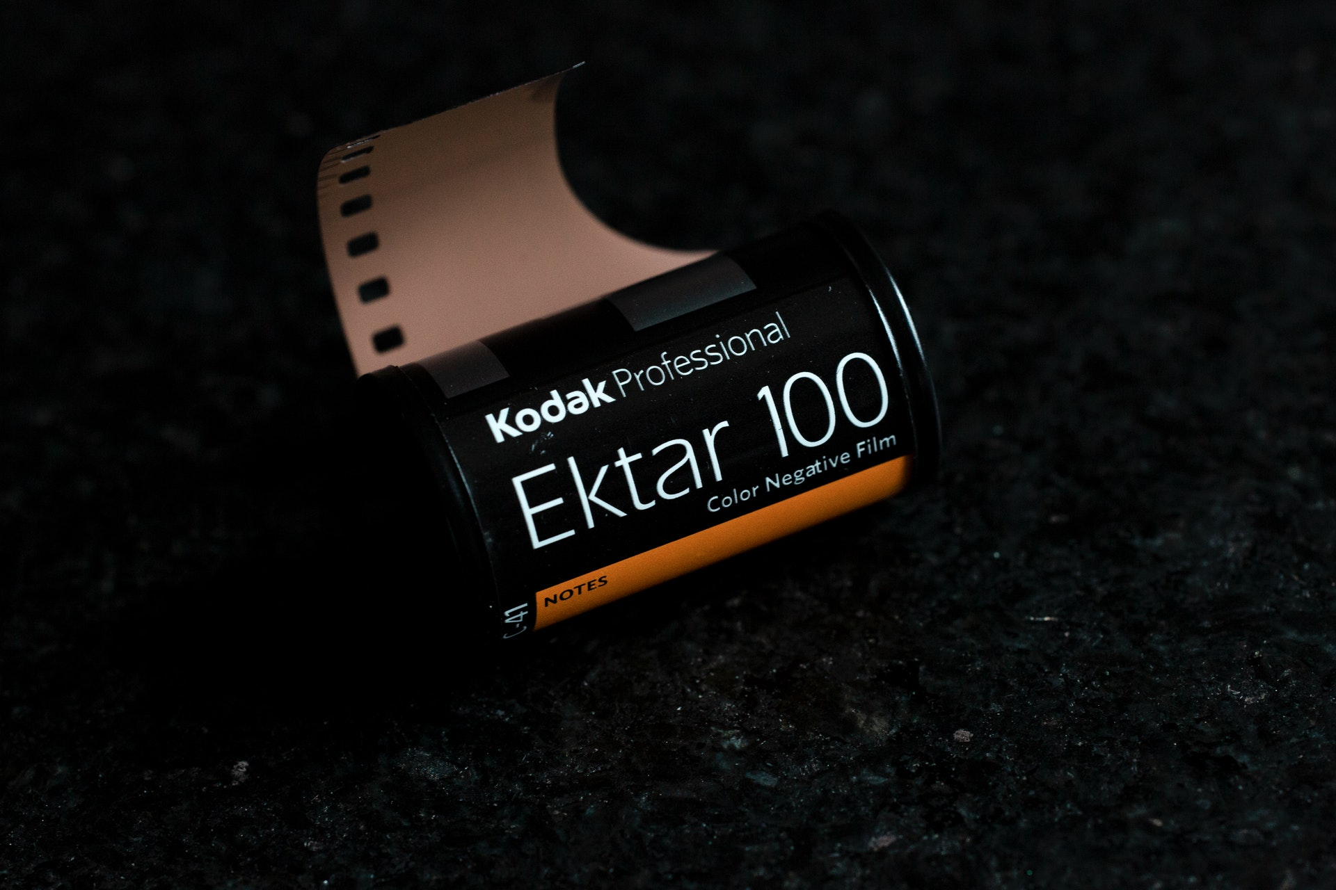 Kodak Ektar 100 (Pic: Markus Spiske/Pexels)