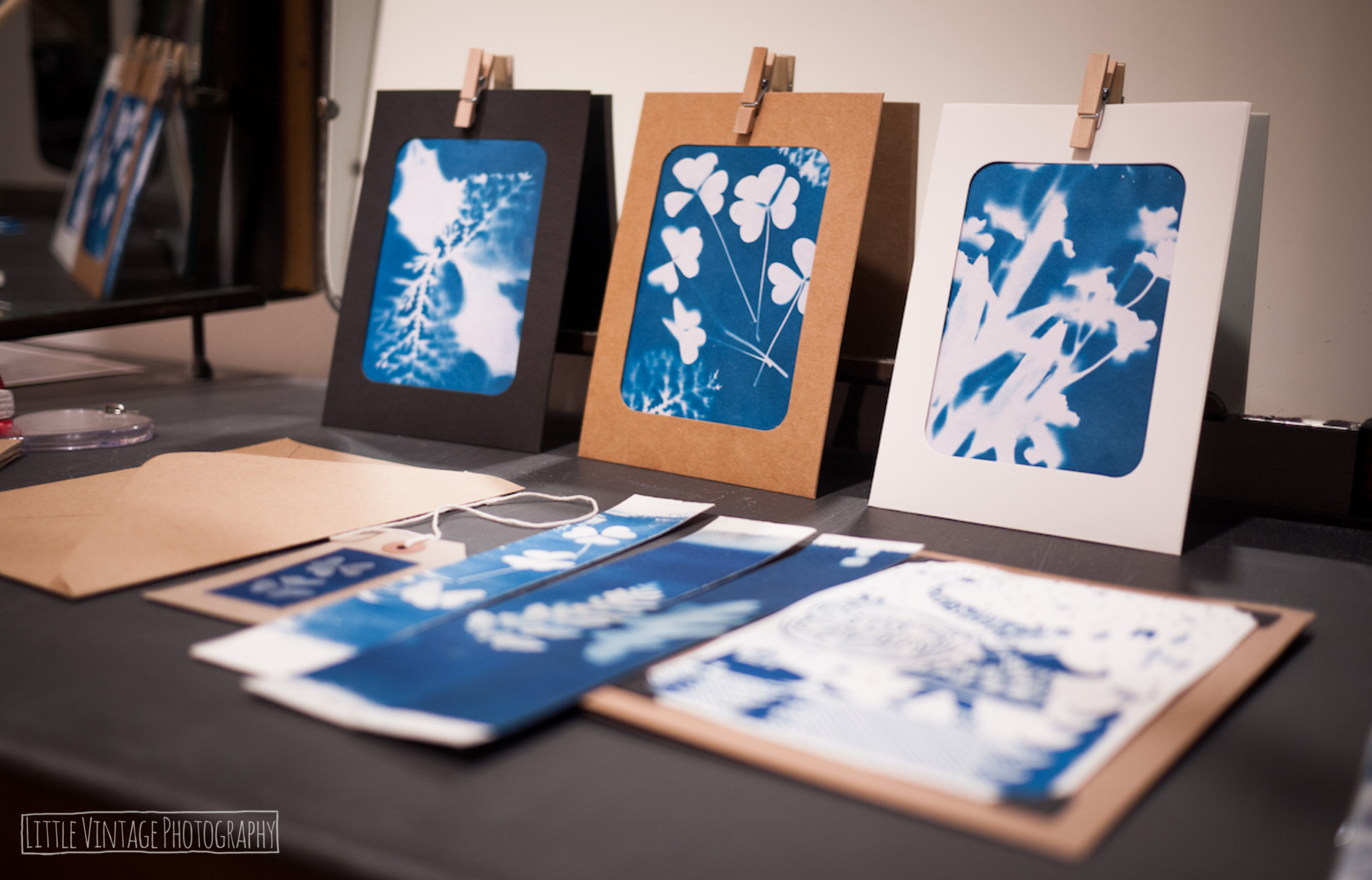Little Vintage Photography Cyanotype kit (Pic: Little Vintage Photography)
