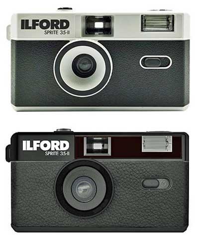 Ilford Sprite 35-II (Pic: Harman)