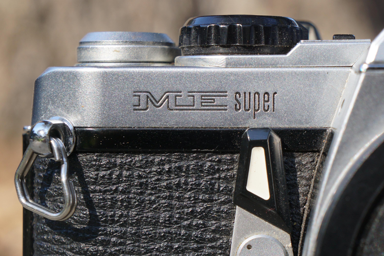 ME Super name (Pic: Aaron Gold)