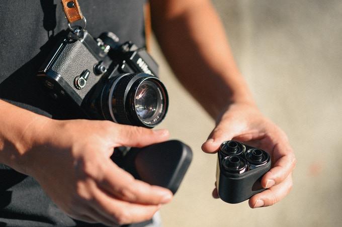 Ukua 35mm holder (Pic: Ukua/Kickstarter)
