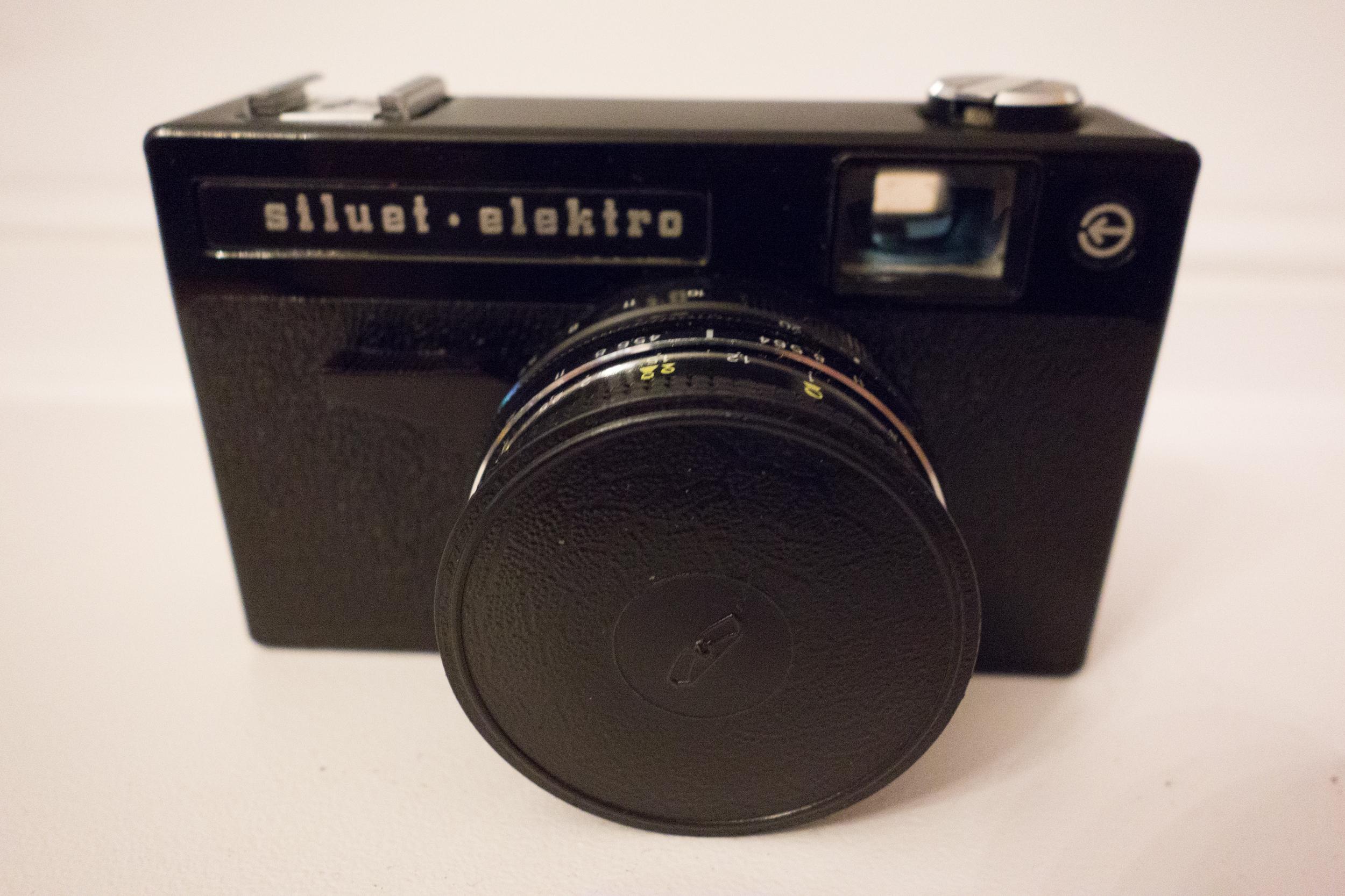 BelOMO Siluet-Elektro (Pic: Stephen Dowling)